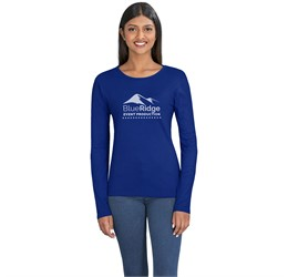 Ladies Long Sleeve Altitude TShirt