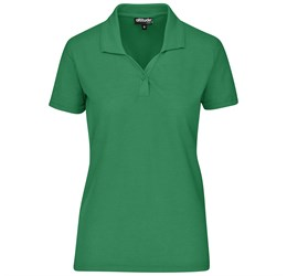 Golfers - Ladies Basic Pique Golf Shirt