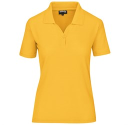 Golfers - Ladies Basic Pique Golf Shirt