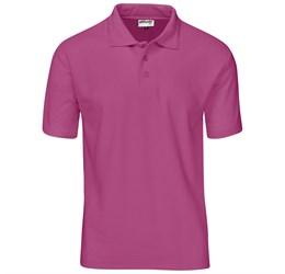 Golfers - Mens Basic Pique Golf Shirt