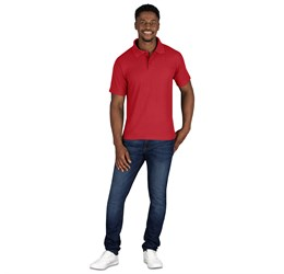 Golfers - Mens Basic Pique Golf Shirt