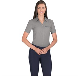 Ladies Short Sleeve Catalyst Shirt