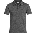 Mens Echo Golf ShirtBlack
