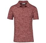 Mens Echo Golf ShirtRed