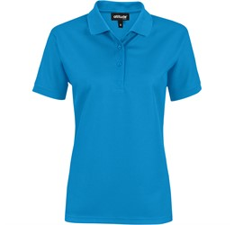 Golfers - Ladies Exhibit Golf Shirt