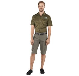 Mens Highlands Cargo Shorts