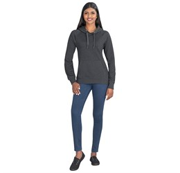 Ladies Harvard Heavyweight Hooded Sweater