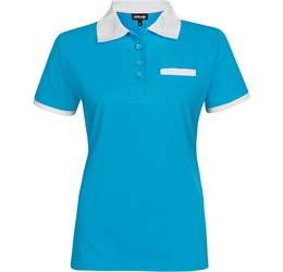 Golfers - Ladies Caliber Golf Shirt