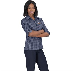 Ladies 3/4 Sleeve Prestige Shirt