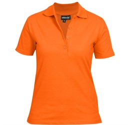 Golfers - Ladies Michigan Golf Shirt