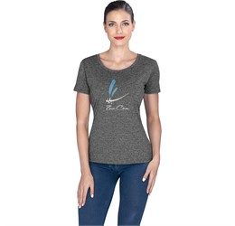 Ladies Oregon Melange TShirt
