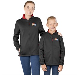 Kids Palermo Softshell Jacket