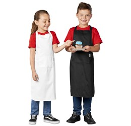 Kids Trickle Bib Apron