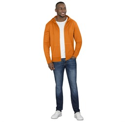 Mens Bravo Hooded Sweater