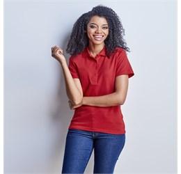 Golfers - Ladies Cardinal Golf Shirt