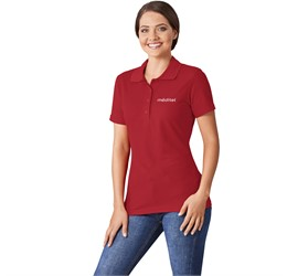 Ladies Elemental Golf Shirt