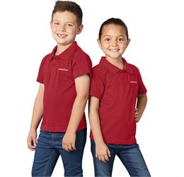 Kids Elemental Golf Shirt