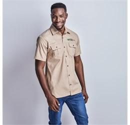 Mens Short Sleeve Wildstone Shirt