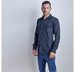 Mens Long Sleeve Wildstone Shirt