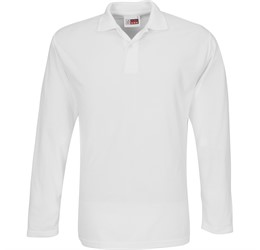 Golfers - Mens Long Sleeve Elemental Golf Shirt