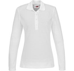 Golfers - Ladies Long Sleeve Elemental Golf Shirt
