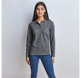 Ladies Long Sleeve Elemental Golf Shirt