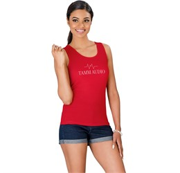 Ladies Columbia Tank Top