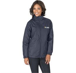 Ladies Berkeley 3in1 Jacket