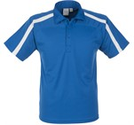 Mens Monte Carlo Golf ShirtRoyal Blue