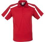 Mens Monte Carlo Golf ShirtRed