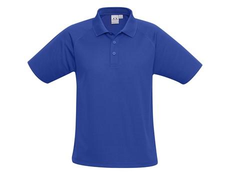 Biz Collection Kids Sprint Golf Shirt in Blue Code BIZ-7105