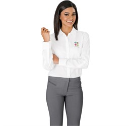 Ladies Long Sleeve Claremont Shirt