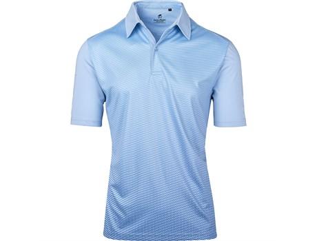 Gary Player Mens Masters Golf Shirt in Light Blue Code GP-11600