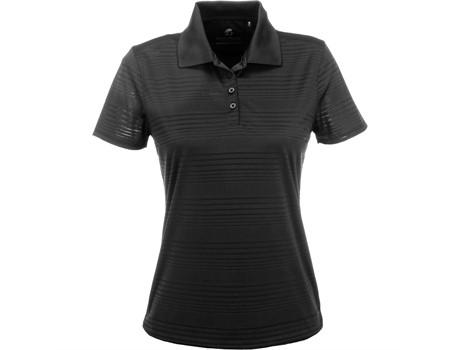 Gary Player Ladies Westlake Golf Shirt in Black Code GP-3505