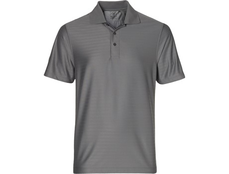 Gary Player Mens Oakland Hills Golf Shirt in Grey Code GP-4150