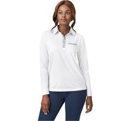 Ladies Long Sleeve Pensacola Golf Shirt
