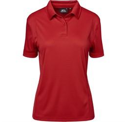 Golfers - Ladies Hydro Golf Shirt