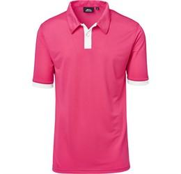Golfers - Mens Contest Golf Shirt