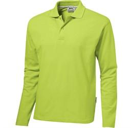 Golfers - Mens Long Sleeve Zenith Golf Shirt