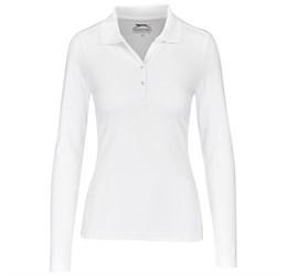 Golfers - Ladies Long Sleeve Zenith Golf Shirt