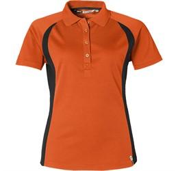 Golfers - Ladies Apex Golf Shirt Slazenger