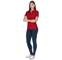 Ladies Hacker Golf Shirt