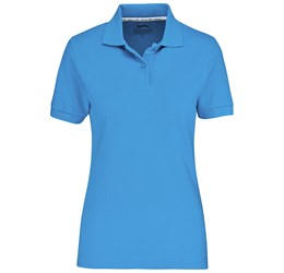 Golfers - Ladies Crest Golf Shirt