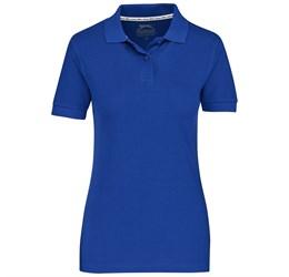 Golfers - Ladies Crest Golf Shirt