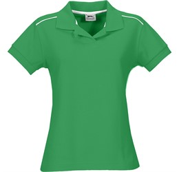 Golfers - Ladies Backhand Golf Shirt